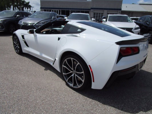 2019 Chevrolet Corvette Grand Sport 2lt Fort Myers Fl Naples