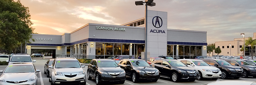 Ft Myersnaples Acura Dealers New Used Cars In Fort Myers >> Why Buy Scanlon